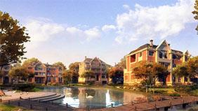 卧龙湖小镇茉莉花园