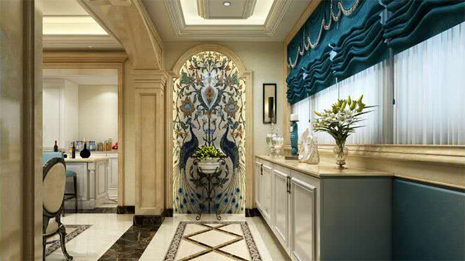 南京别墅装饰欧式风格