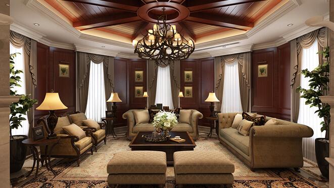 紫金七号别墅设计