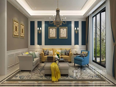 别墅客厅设计