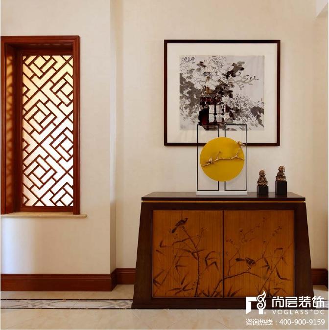 新中式,别墅装修