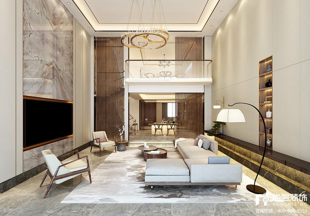 宁波室内别墅装修客厅设计要点你知道吗