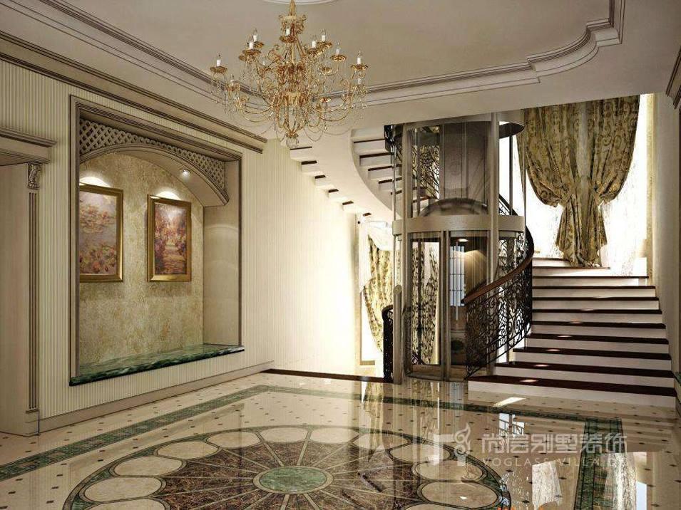 别墅室内电梯装修设计