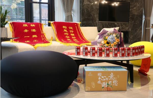 尚层装饰成都麓湖沉香谷客户感言:我们与尚层相互成就!