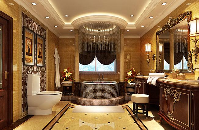 豪宅别墅简约风格装修怎样突显设计方案造型艺术感