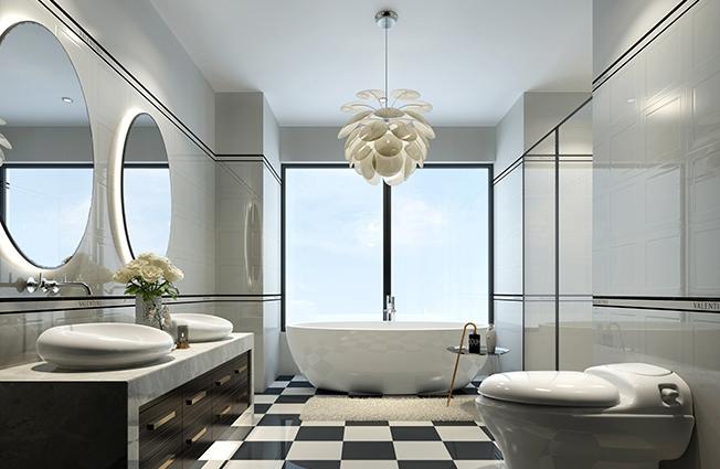 建造别墅装修设计方案的四大点标准