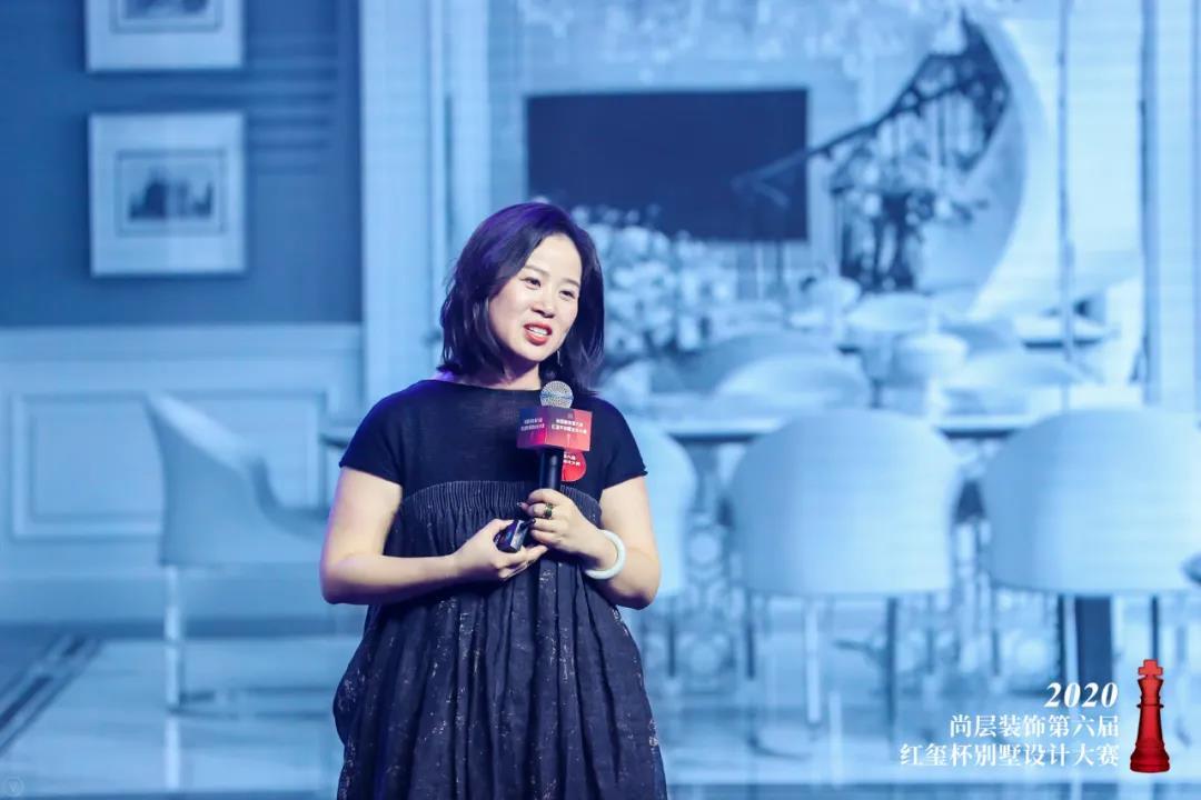 尚层装饰红玺杯金奖设计师张玲作品分享