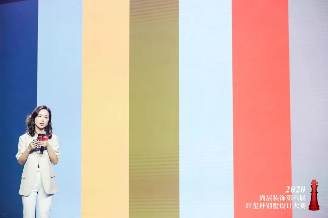 尚层装饰红玺杯金奖设计师金燕作品分享