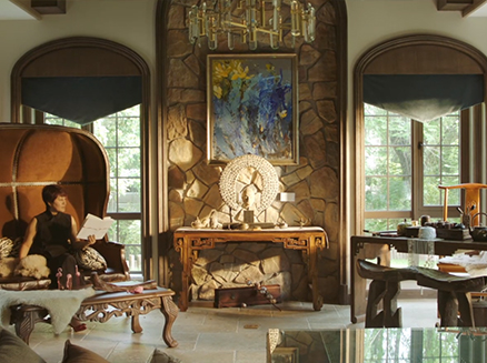 圣堡别墅美式装修设计风格实景案例