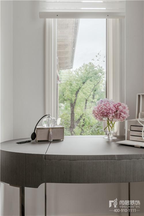 380㎡現代美式風格別墅梳妝臺裝修